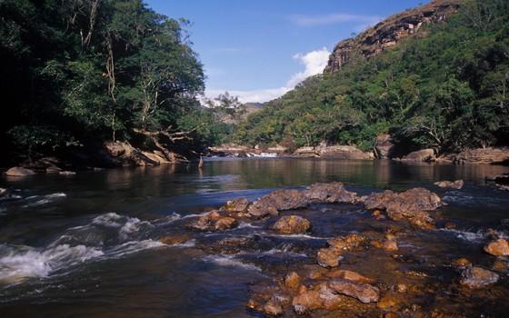 Cânion do Guartelá no Paraná. Ele é um dos trechos mais lindos da Escarpa Devoniana (Foto: Divulgaçao - Observatório de Justiça e Conservação)