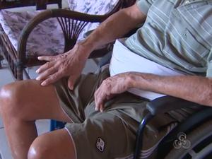 Fala Comunidade - Violência contra idosos no Amapá (Foto: Reprodução/TV Amapá)