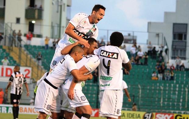 Figueirense x ASA (Foto: Luiz Henrique/Figueirense F.C)