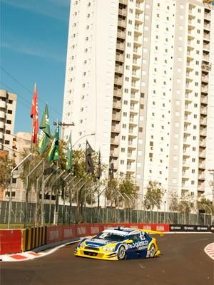 Ribeirão Preto recebe etapa da Stock Car desde 2010 (Foto: Érico Andrade/G1)