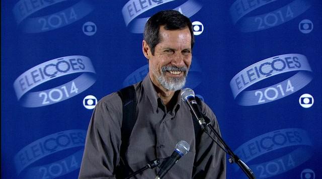Confira coletiva com o candidato Eduardo Jorge