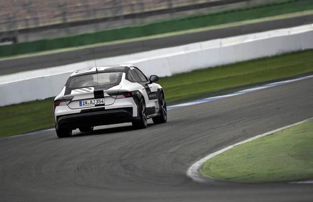 Audi RS7 Sportback autônomo (Foto: Divulgação)
