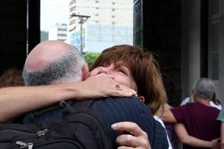 Ana Rosa emocionada (Foto: Alex Palarea /AgNews)