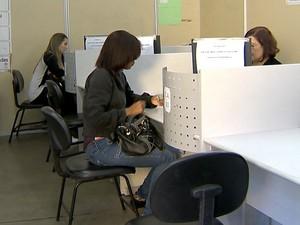 TRE Eleição em Juiz de Fora (Foto: Reprodução/TV Integração)