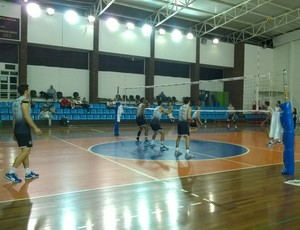 treino vôlei Juiz de Fora 5 (Foto: Roberta Oliveira)