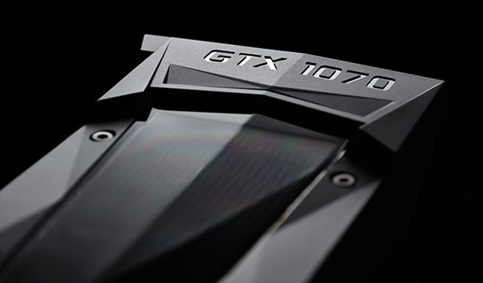No geral, GTX 1070 tem especificações técnicas superiores (Foto: Divulgação/Nvidia)