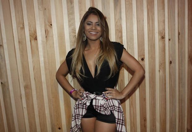 Lexa no Lollapalooza (Foto: Celso Tavares/EGO)