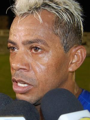 Marcelinho Paraíba, atacante do Fortaleza (Foto: João Brandão Neto / GloboEsporte.com/pb)