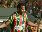 Guilherme Santos retorna ao time titular do Sampaio (Biaman Prado/O Estado)