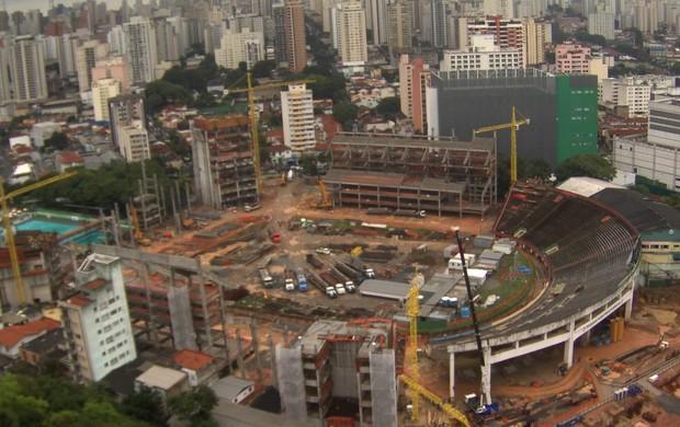 Arena Palestra Palmeiras (Foto: Divulgação/WTorre)