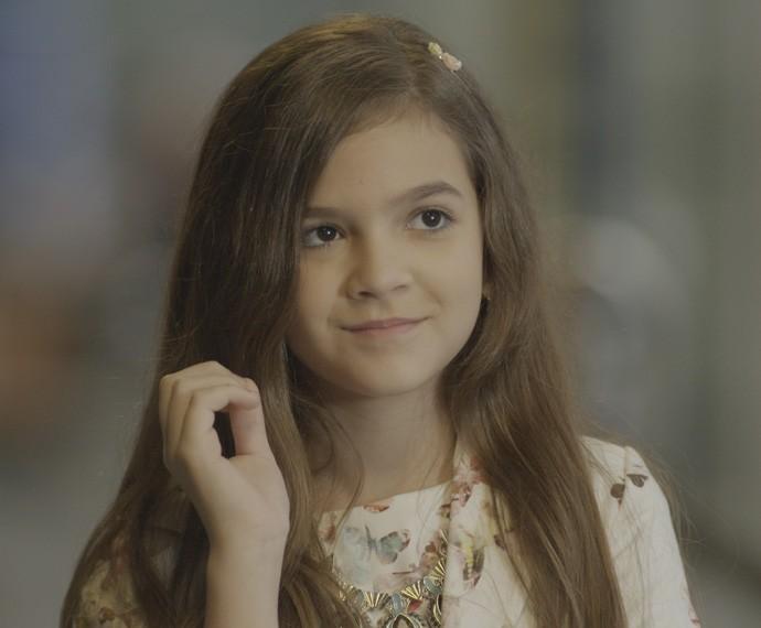 Felícia chega para morar com Massimo (Foto: TV Globo)