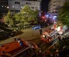 Incêndio em boate mata 27 na Romênia (Inquam Photo/Reuters)