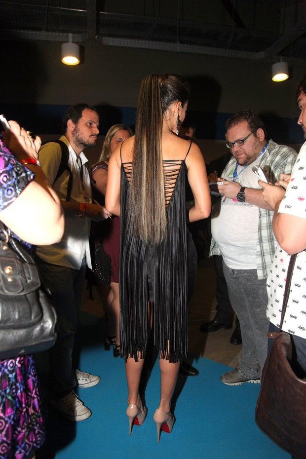 Paula Fernandes  (Foto: Claudio Andrade e Graça Paes/ Foto Rio News)