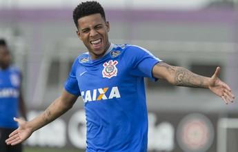 Fora da Copa do Brasil, Gustavo terá carga extra de treinos no Corinthians