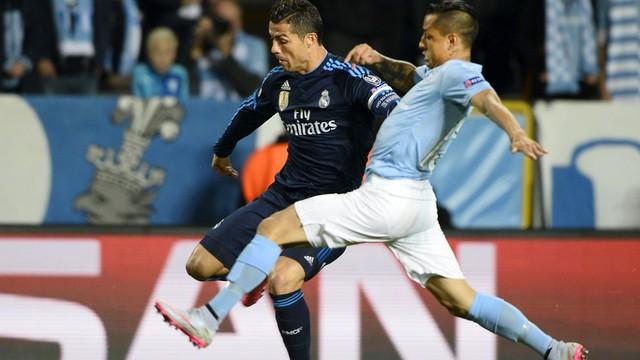 Cristiano Ronaldo atinge marcas históricas e Real Madrid vence Malmö f04e780035a2f