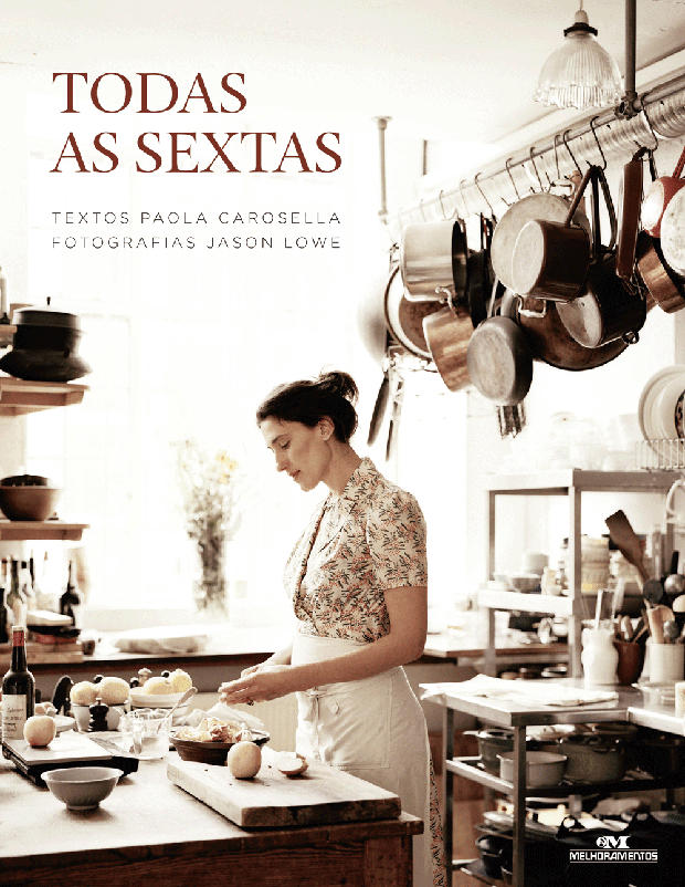 Todas as sextas, de Paola Carosella (Foto: Divulgação)