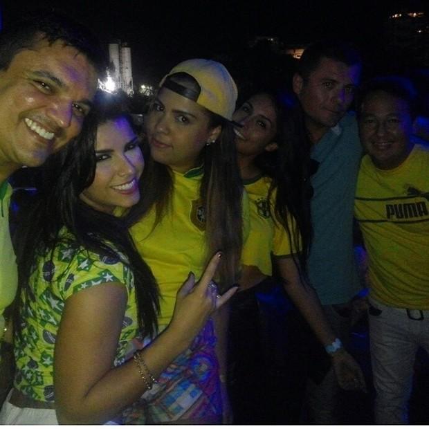 Bianca Leão e Anderson Rodrigues (Foto: Reprodução/Instagram)