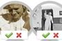 Faça quiz sobre visitas papais (Editoria de arte/G1)