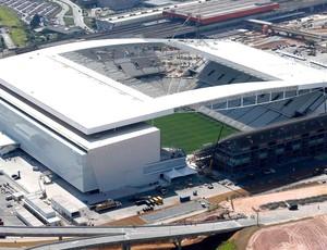 Estádio Itaquerão arena Corinthians (Foto: Agência Reuters)