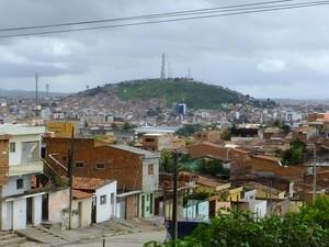 "Caruaru registra IDHM considerado ""médio"" (Foto: Antônio Valdevino/TV Asa Branca)"