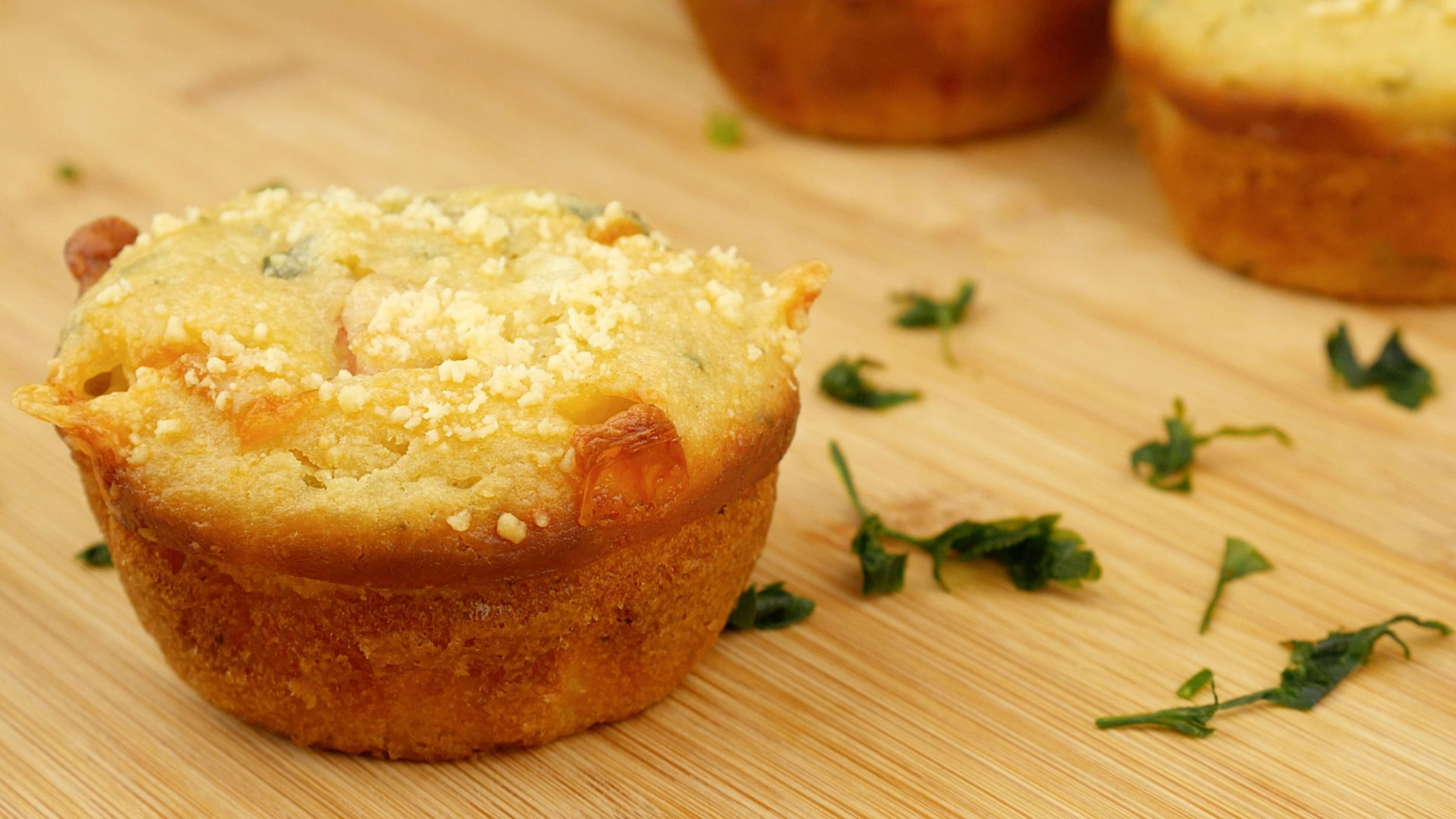 Os Happy Muffin Eggs da nutricionista Sandra Wages (Foto: Divulgação)