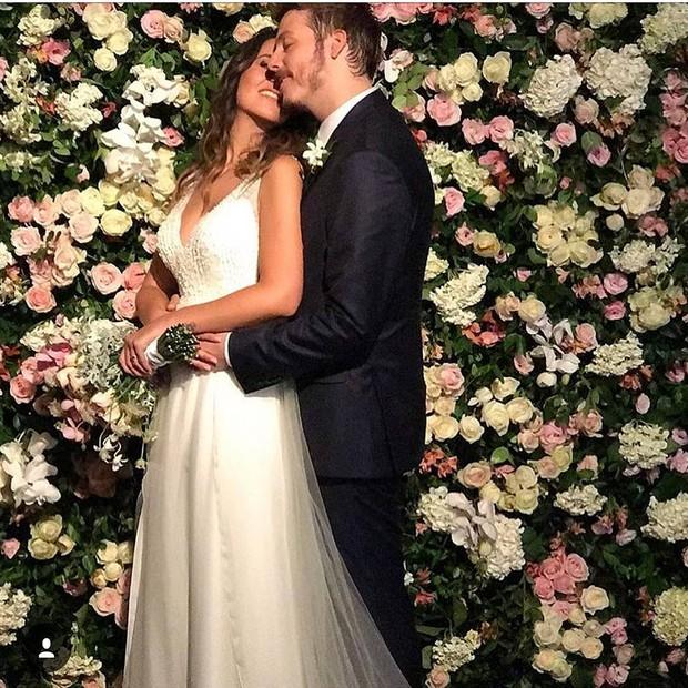 Casamento Fábio Porchat (Foto: Reprodução Instagram)