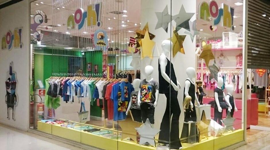 Nosh loja infantil (Foto: Divulgaçãp)