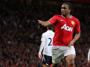 anderson manchester united (Foto: Agência Getty Images)