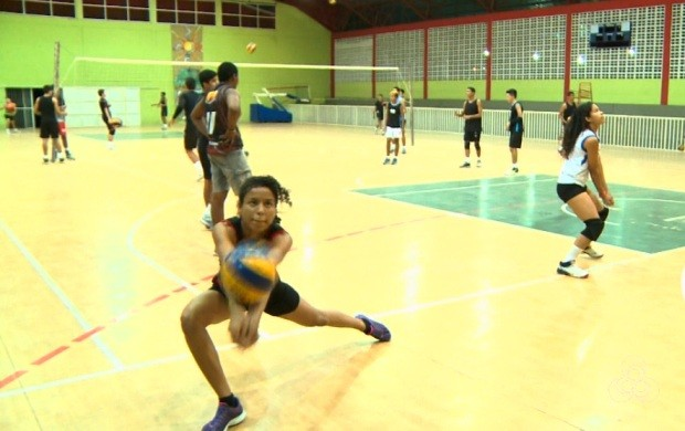 Federação Roraimense de Vôlei retorna com as atividades (Foto: Bom Dia Amazônia)