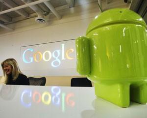 O sistema operacional móvel do Google, Android, atingiu mais de 72% de participação de mercado