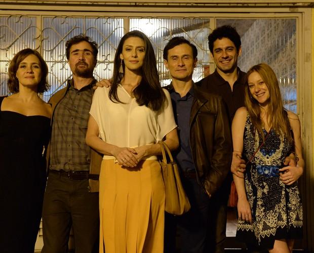 Felizes para Sempre? é escrita por Euclydes da Cunha (Foto: Zé Paulo Cardeal / TV Globo)