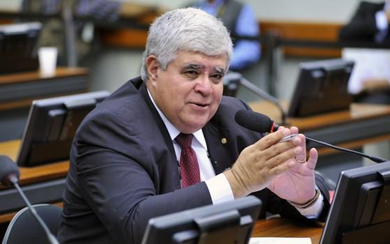 O deputado Carlos Marun (PMDB/MS) (Foto: Alex Ferreira/Câmara dos Deputados )