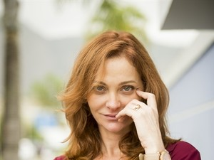 Alexandra Richter como Dalila (Foto: TV Globo / João Miguel Júnior)
