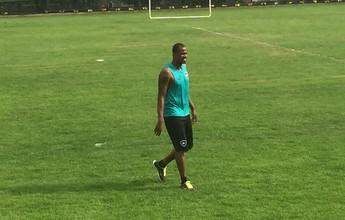 Airton reaparece em campo, e Diogo Barbosa tenta voltar contra o Coritiba