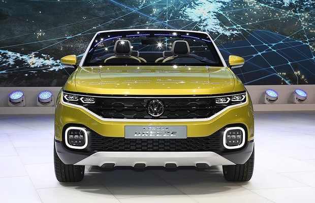 Volkswagen T-Cross Breeze (Foto: Newspress)