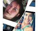 Priscila Pires mostra o rosto mais magro em foto antes e depois