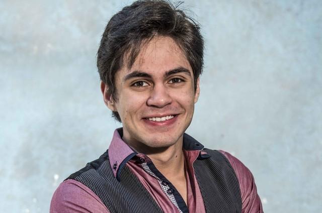 Lucas Veloso (Foto: Divulgação / TV Globo)
