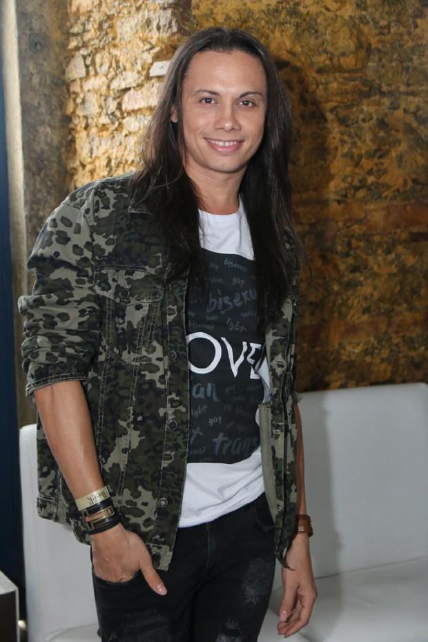 O ator Silvero Pereira (Foto: AgNews)