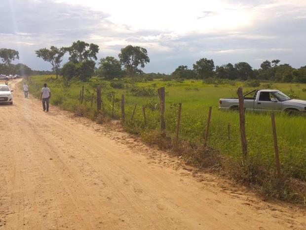 Criança de 7 anos morreu atropelada por caminhonete em Cuiabá; motorista fugiu após o acidente (Foto: Delegacia Especializada em Delitos de Trânsito (Deletran) de Cuiabá)