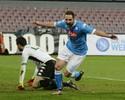 Após susto no início, Higuaín faz dois, Napoli vence de virada e segue em 1º