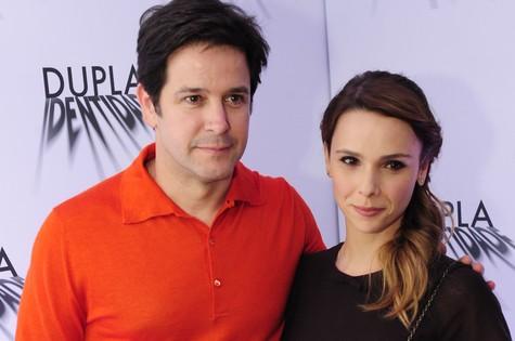 Murilo Benício e Débora Falabella (Foto: Estevam Avellar/TV Globo)
