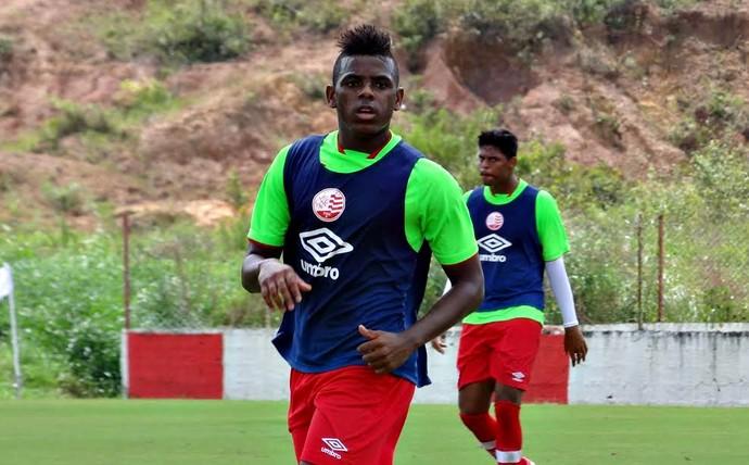 Marcos Vinícius Náutico (Foto: Daniel Gomes)