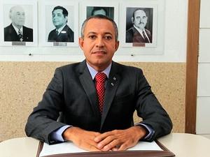 Bernardino Brito Filho, novo delegado-geral da Polícia Civil da Bahia. (Foto: Divulgação/ Polícia Civil)