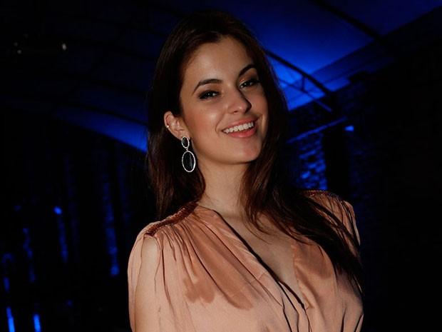 Bruna também é atriz e estuda TV e Cinema (Foto: Arthur Seixas/GShow)
