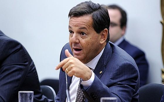O deputado Sergio Zveiter (Foto: Cleia Viana / Câmara dos Deputados)