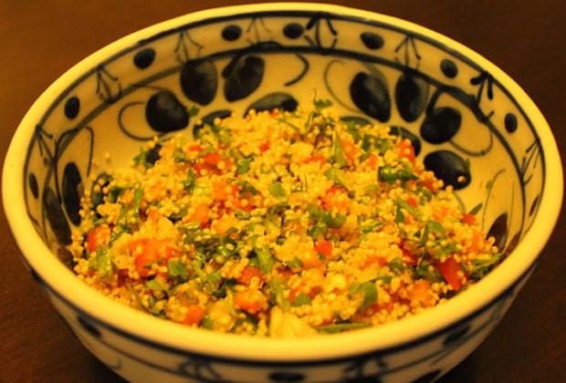 Tabule de Quinoa (Foto: Colheradas)