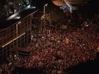 Grupo protesta contra Michel Temer e a favor de Dilma Rousseff em BH
