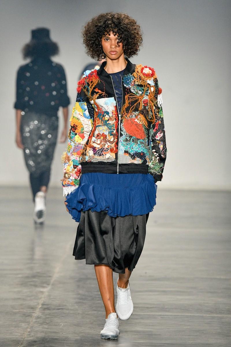 Queremos essa jaqueta! (Foto: Ze Takahashi/Fotosite)