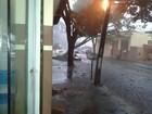 Chuva rápida causa transtornos nos municípios do norte e noroeste do PR