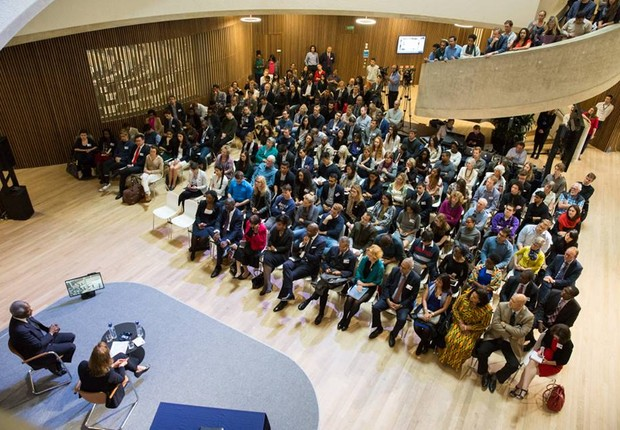 Blavatnik School of Government (Foto: Divulgação/Facebook Blavatnik School of Government)